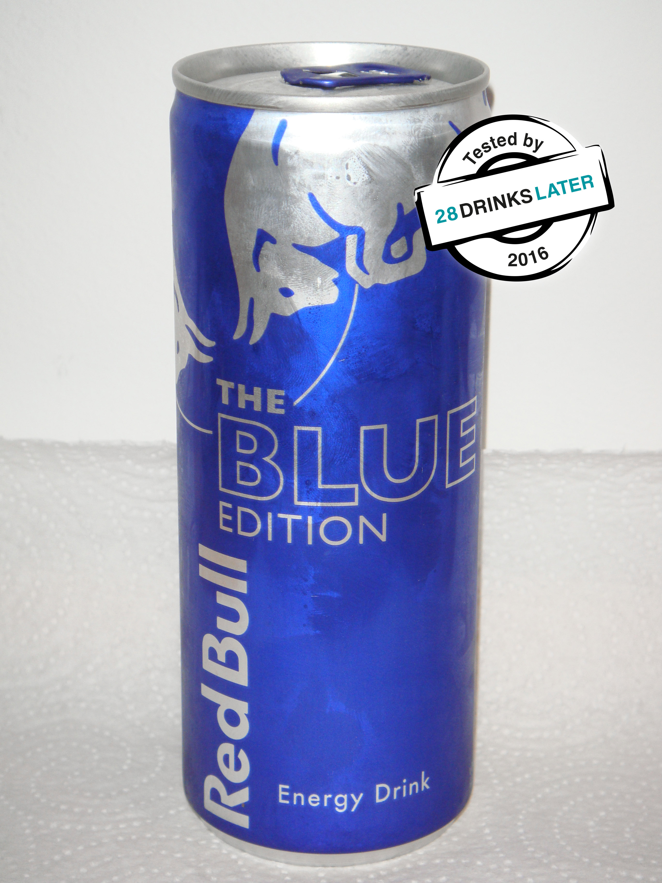 Red Bull The Blue Edition