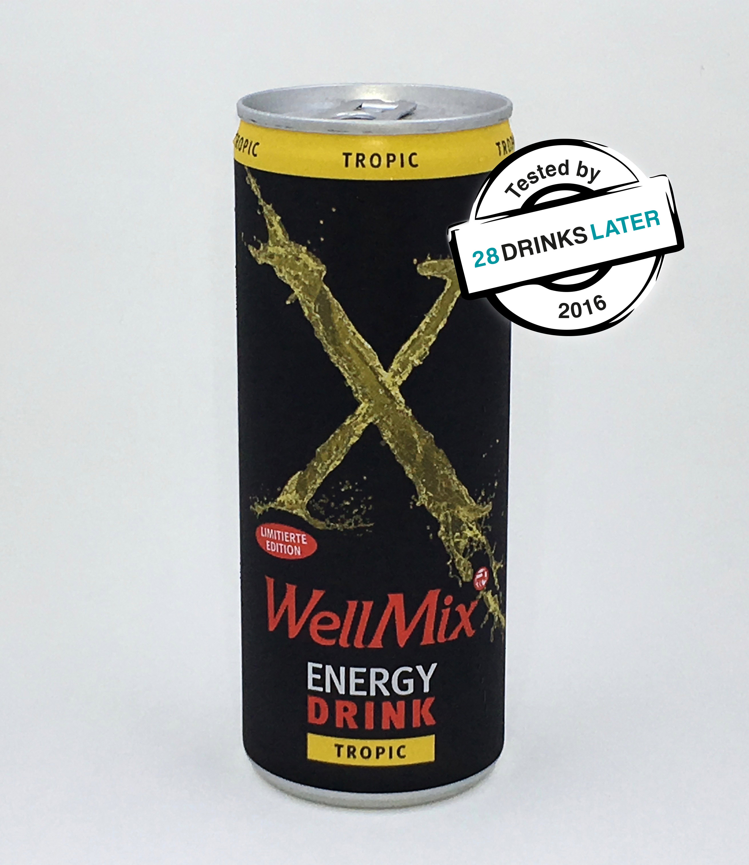 Wellmix Energy Drink Tropic 02