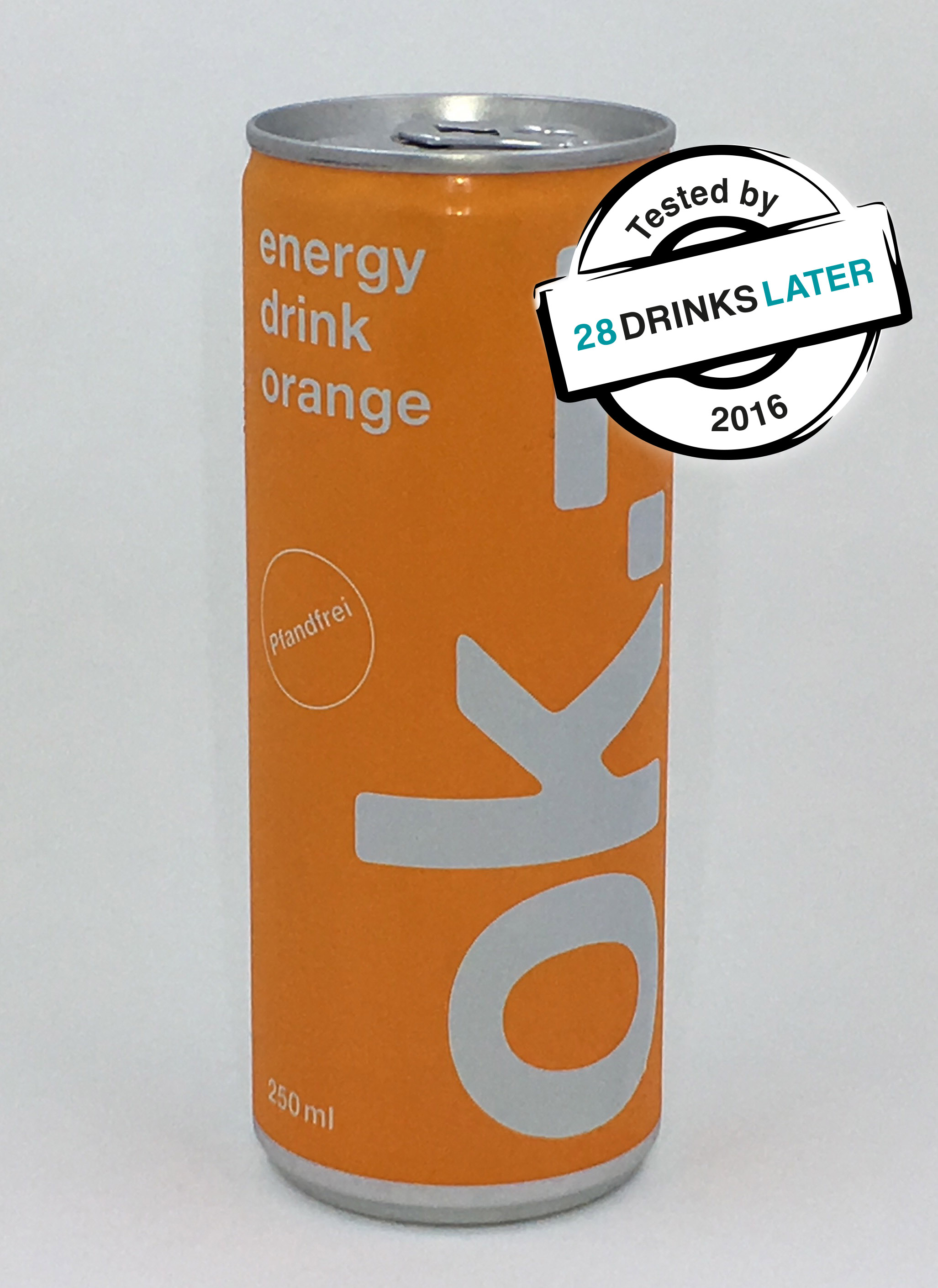 OK.- Orange Energy Drink 02